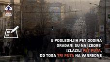 KOLIKO NAS KOŠTAJU (PRE)ČESTI IZBORI U SRBIJI?